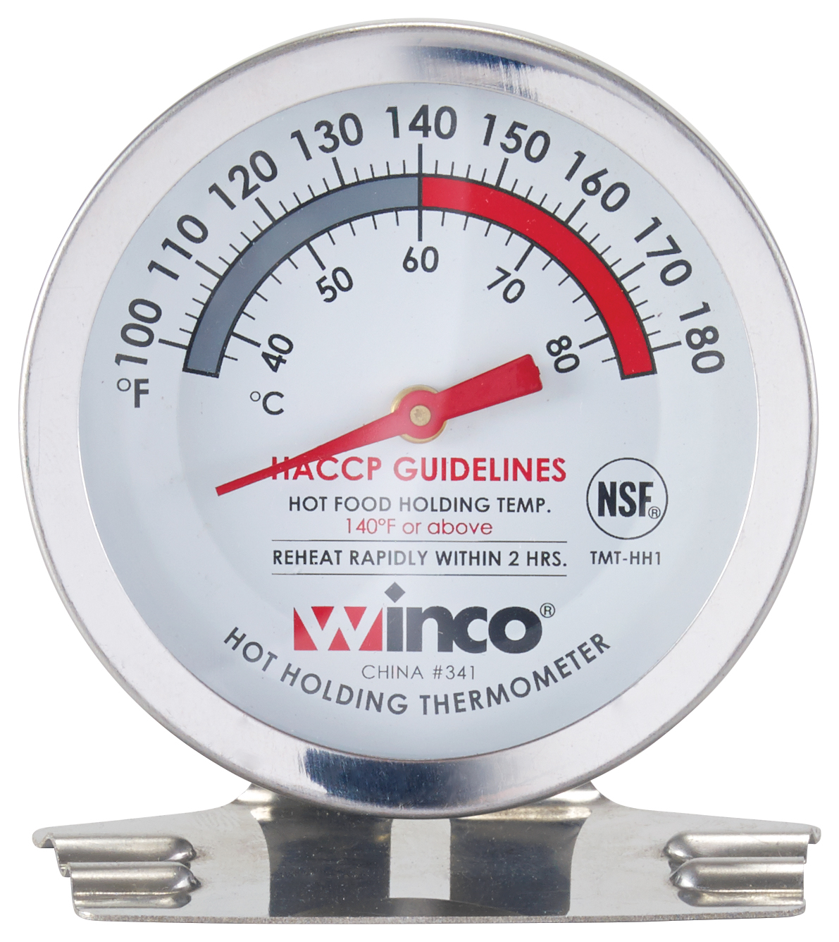Winco TMT-HH1 hot holding thermometer