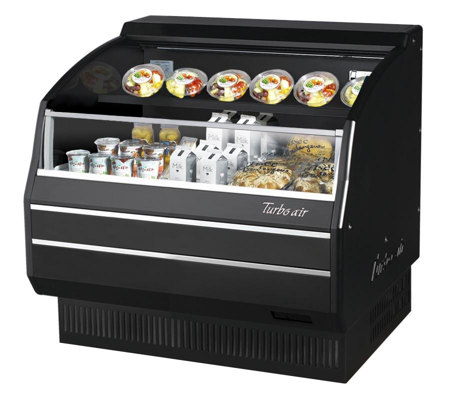 Turbo Air TOM-40LB-SP-A-N display cases
