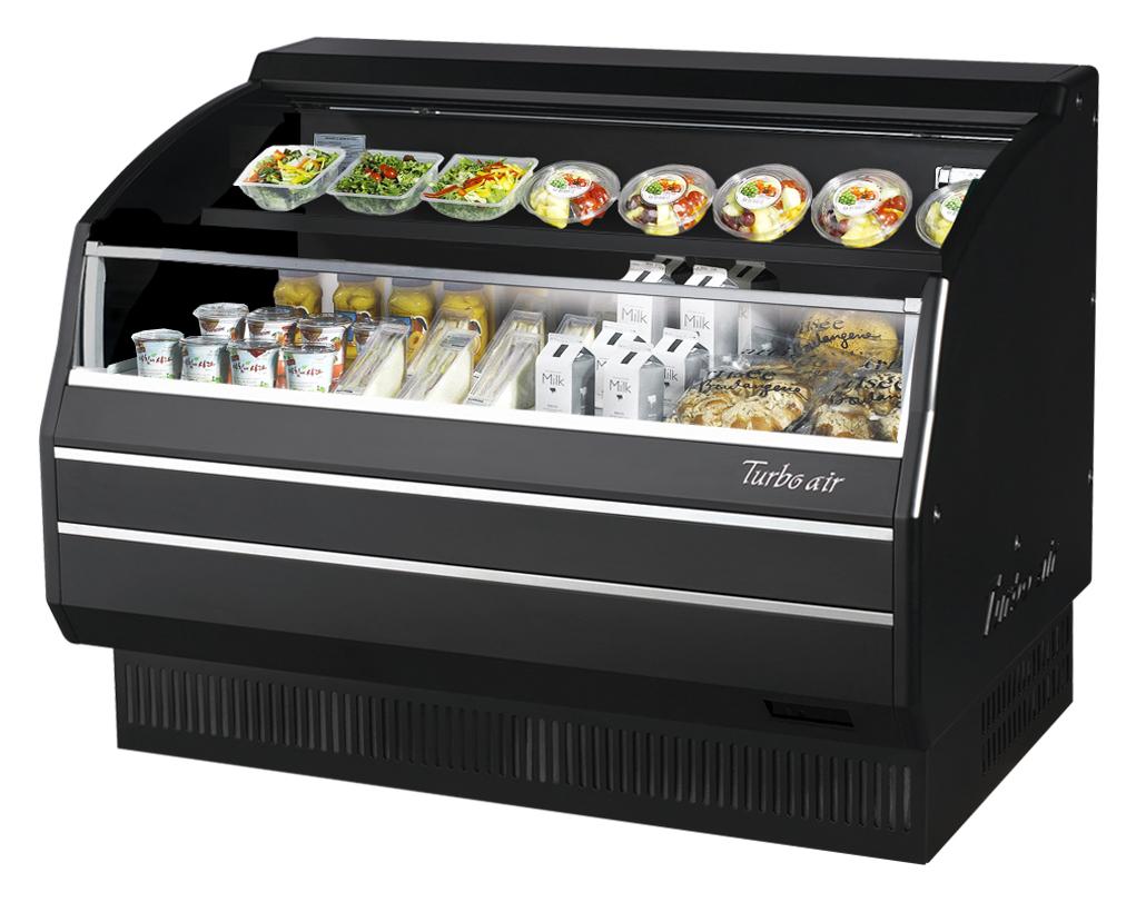 Turbo Air TOM-50LB-SP-N display cases