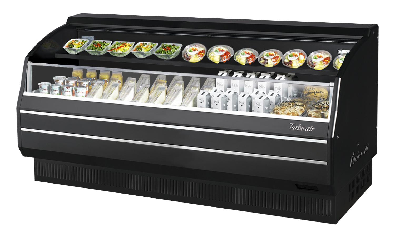 Turbo Air TOM-75LB-SP-A-N display cases