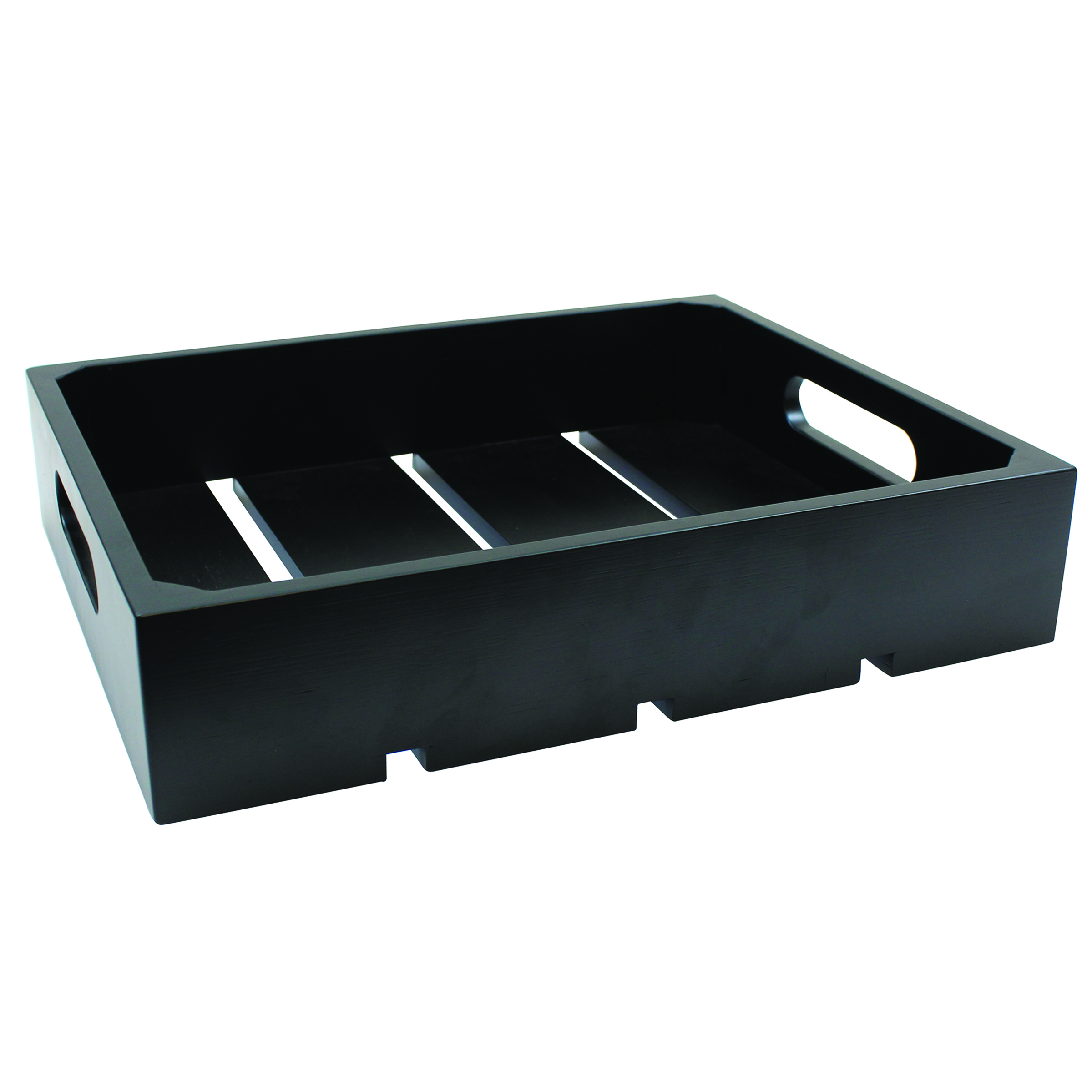 TableCraft Products CRATE12BK risers & displays