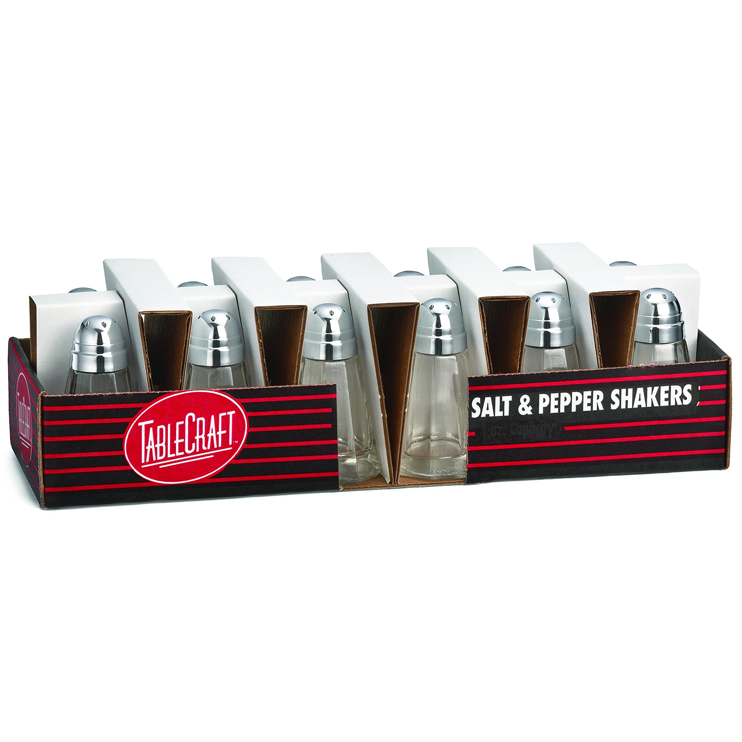 TableCraft Products C80-12 salt / pepper shaker
