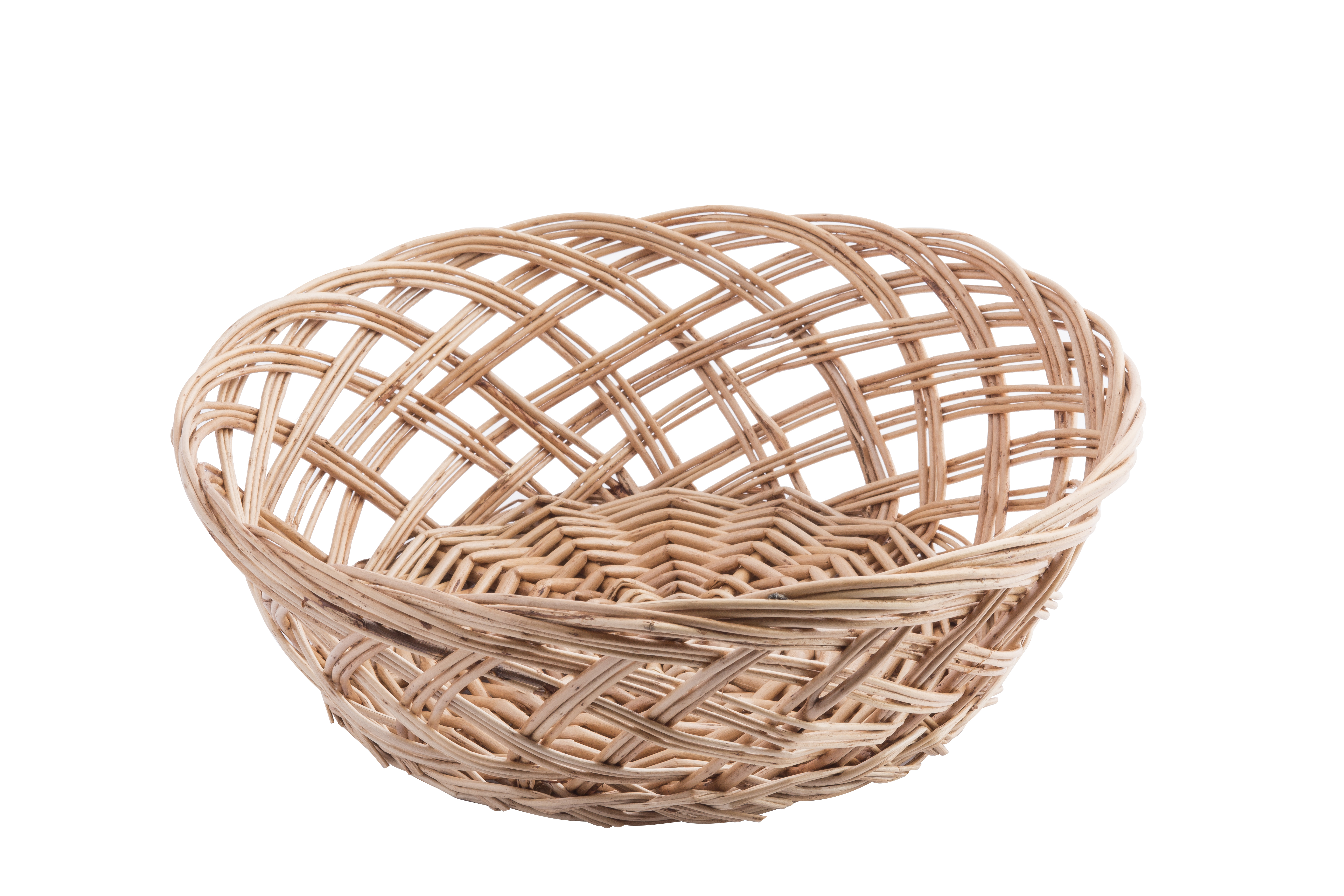 TableCraft Products 1635 hand woven baskets