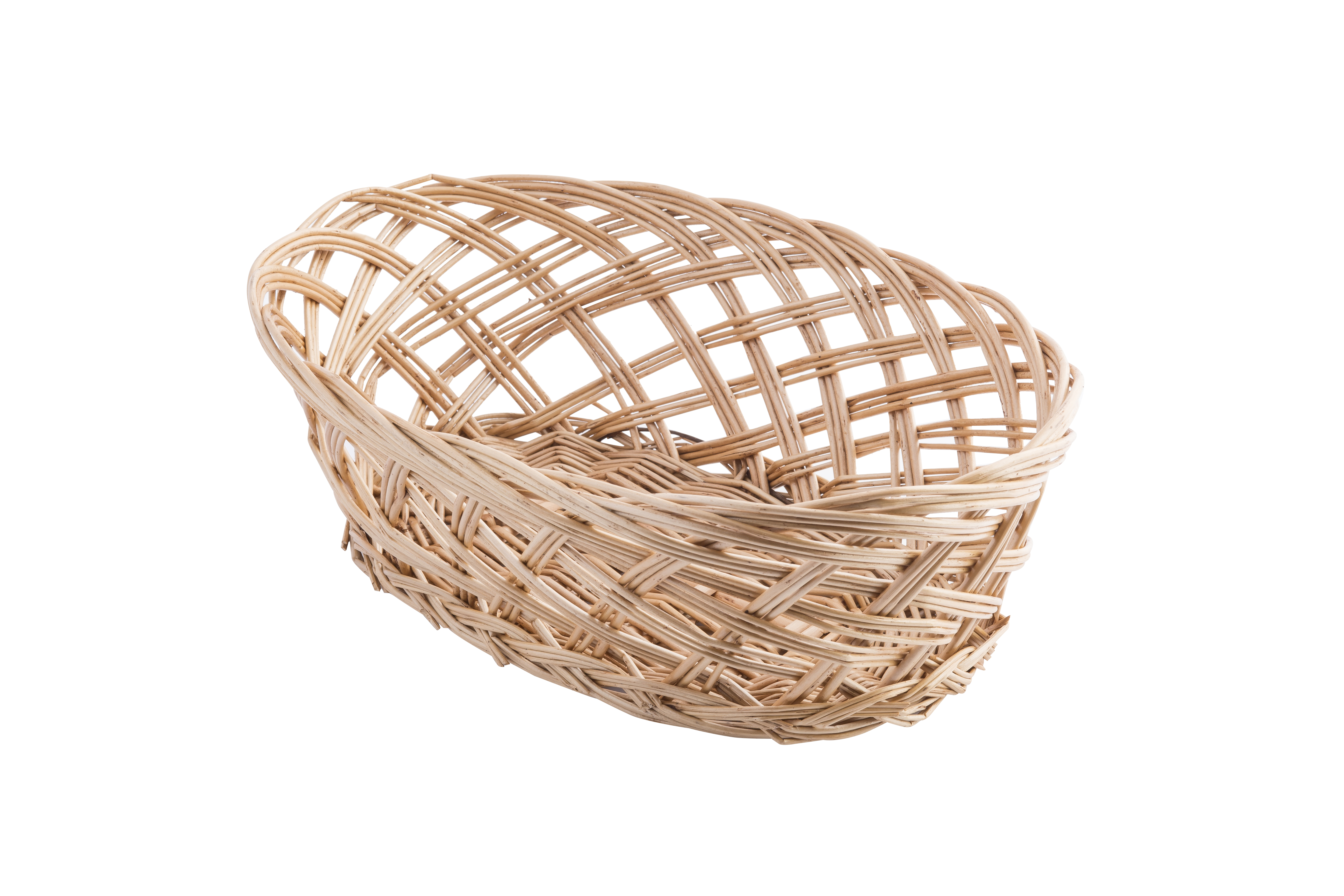 TableCraft Products 1636 hand woven baskets