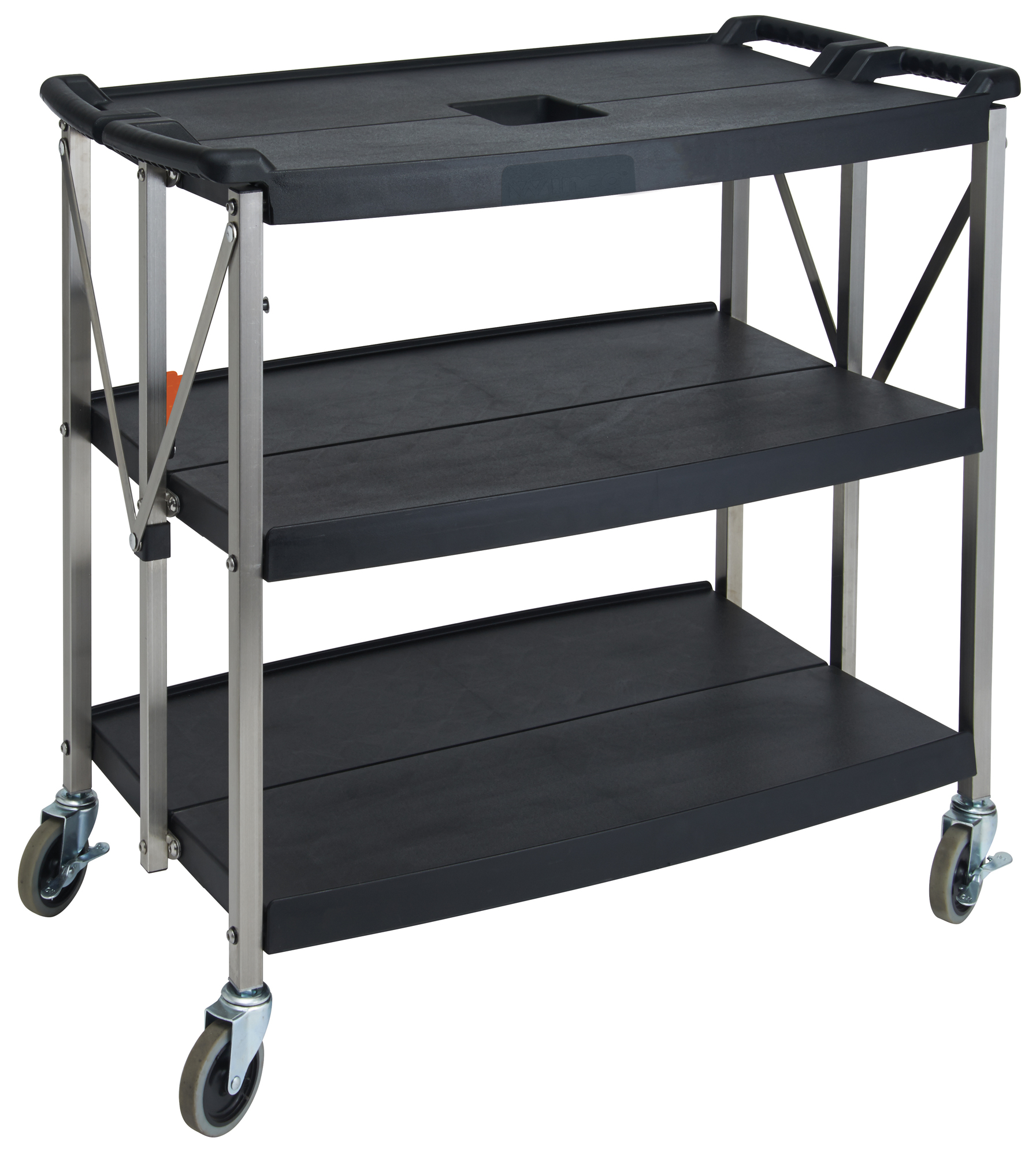 Winco UCF-3820K utility & bus carts