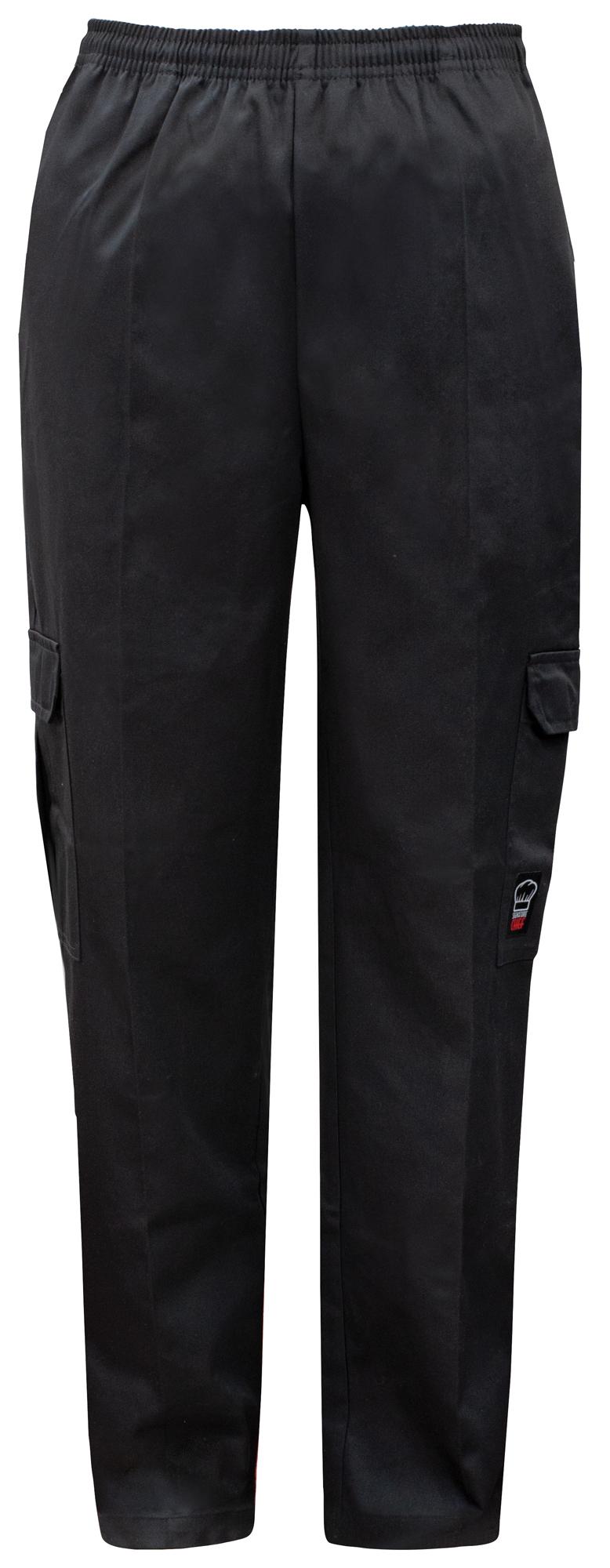Winco UNF-11KXL cargo chef pants