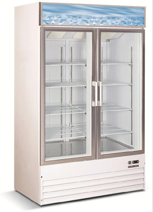 Admiral Craft USFZ-2D-G freezer 2 door