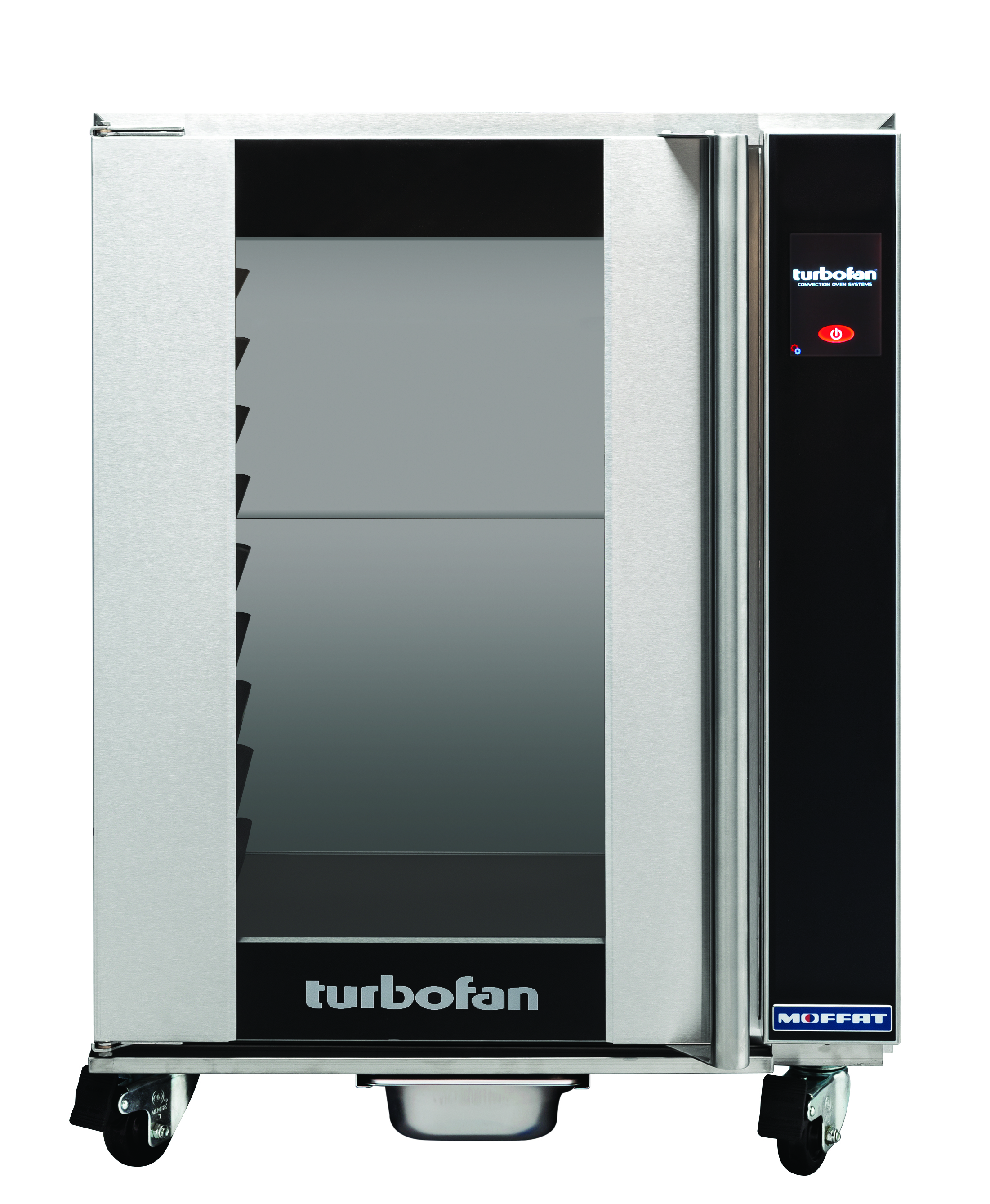 Moffat USEHT10-P-L holding cabinet: touch series