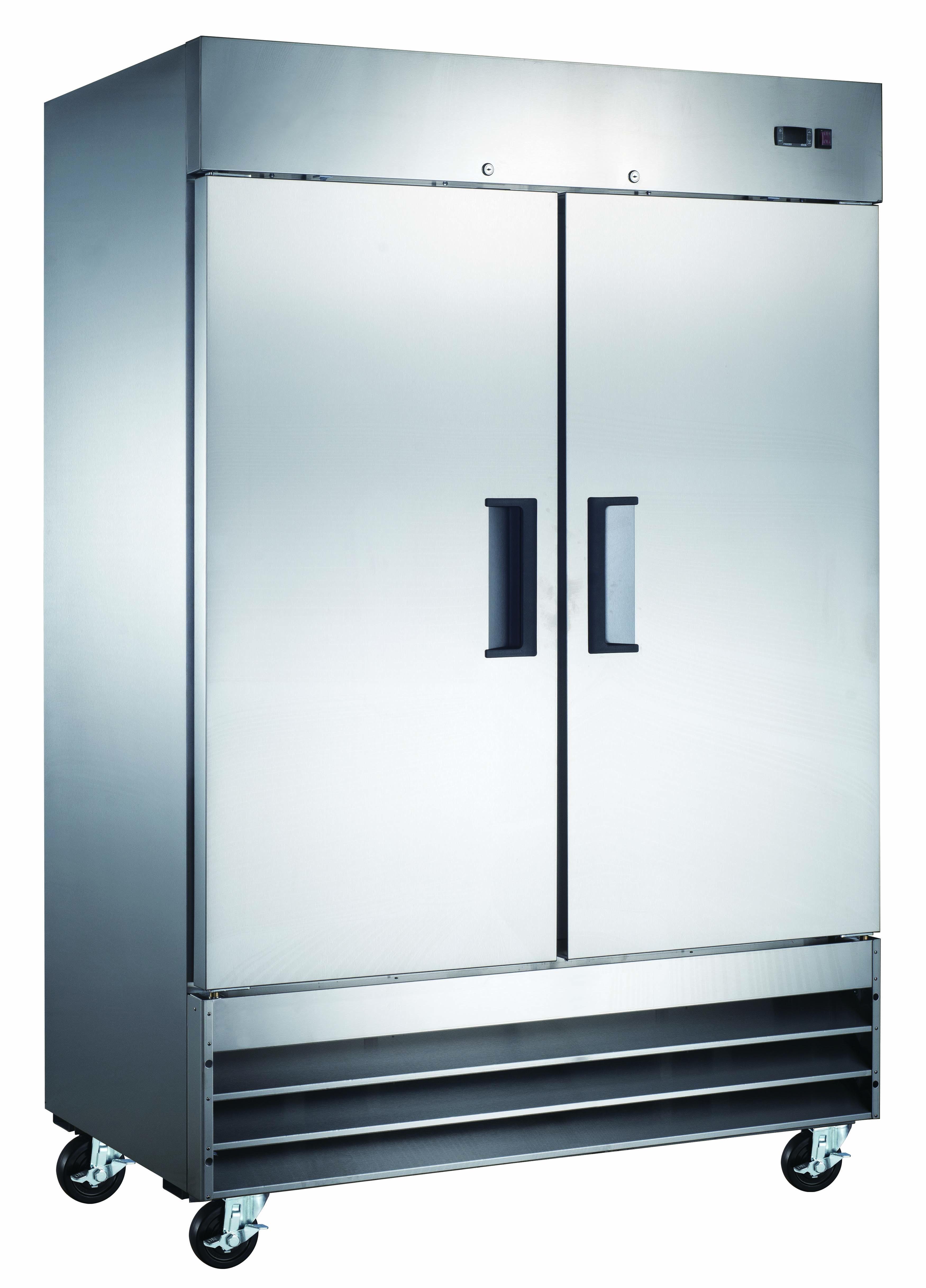 Admiral Craft USRF-2D-G refrigerator 2 door