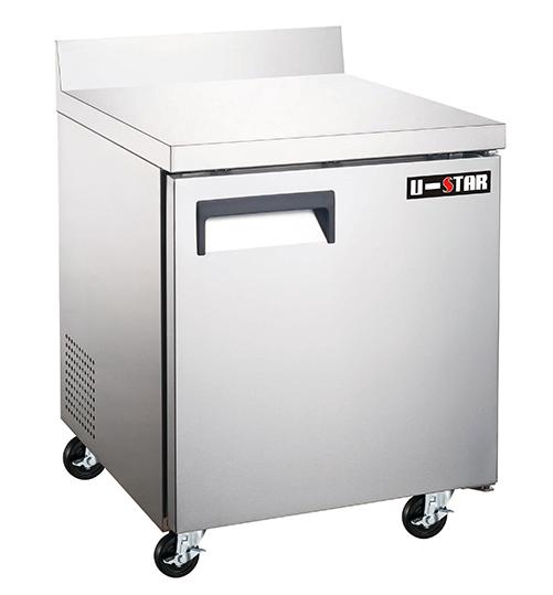 Admiral Craft USWR-1D worktop refrigerator