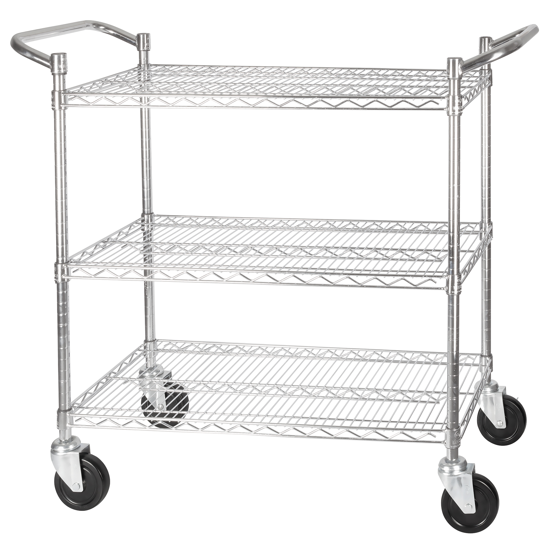 Winco VCCD-2448B wire shelving