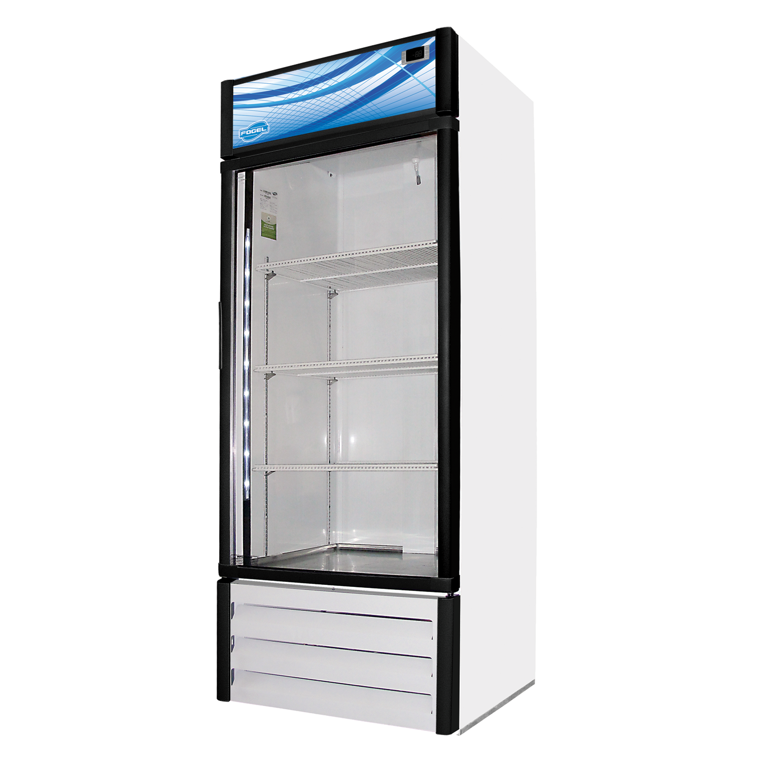 Fogel USA VR-17-RE-HC refrigerator, merchandiser