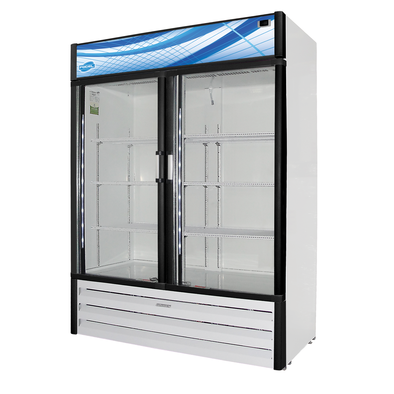 Fogel USA VR-35-RE-HC refrigerator, merchandiser