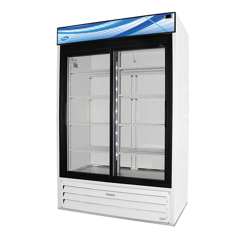 Fogel USA VR-45-SD-HC refrigerator, merchandiser