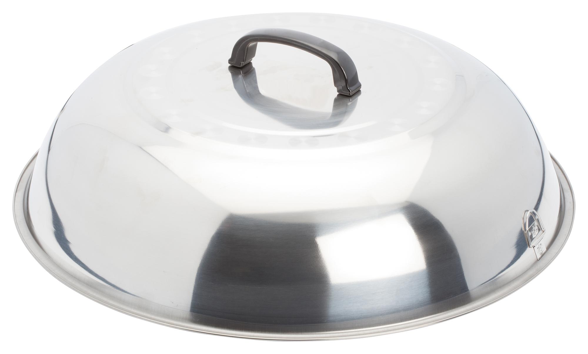 Winco WKCS-18 wok cover