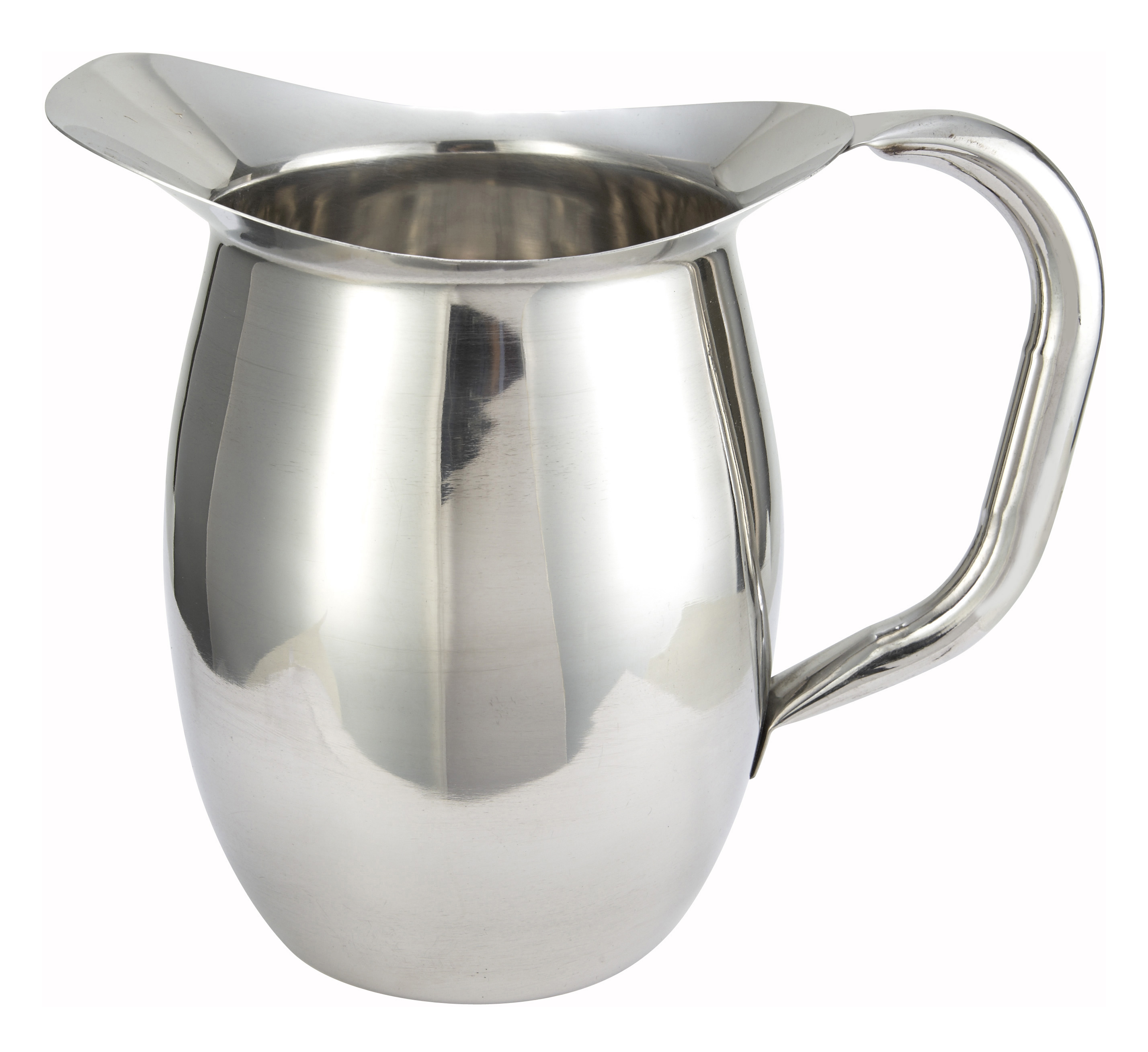 Winco WPB-2 pitchers-stainless steel