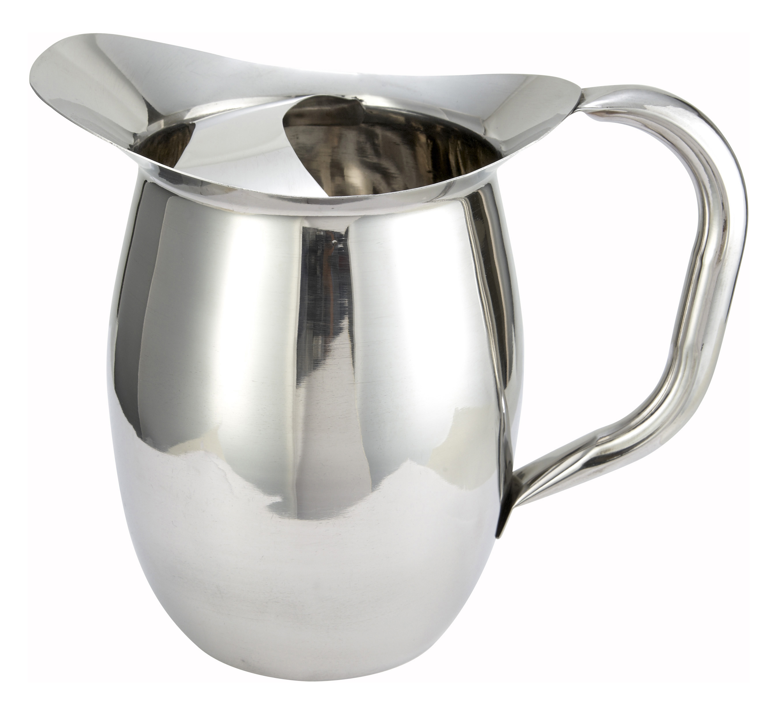Winco WPB-2C pitchers-stainless steel