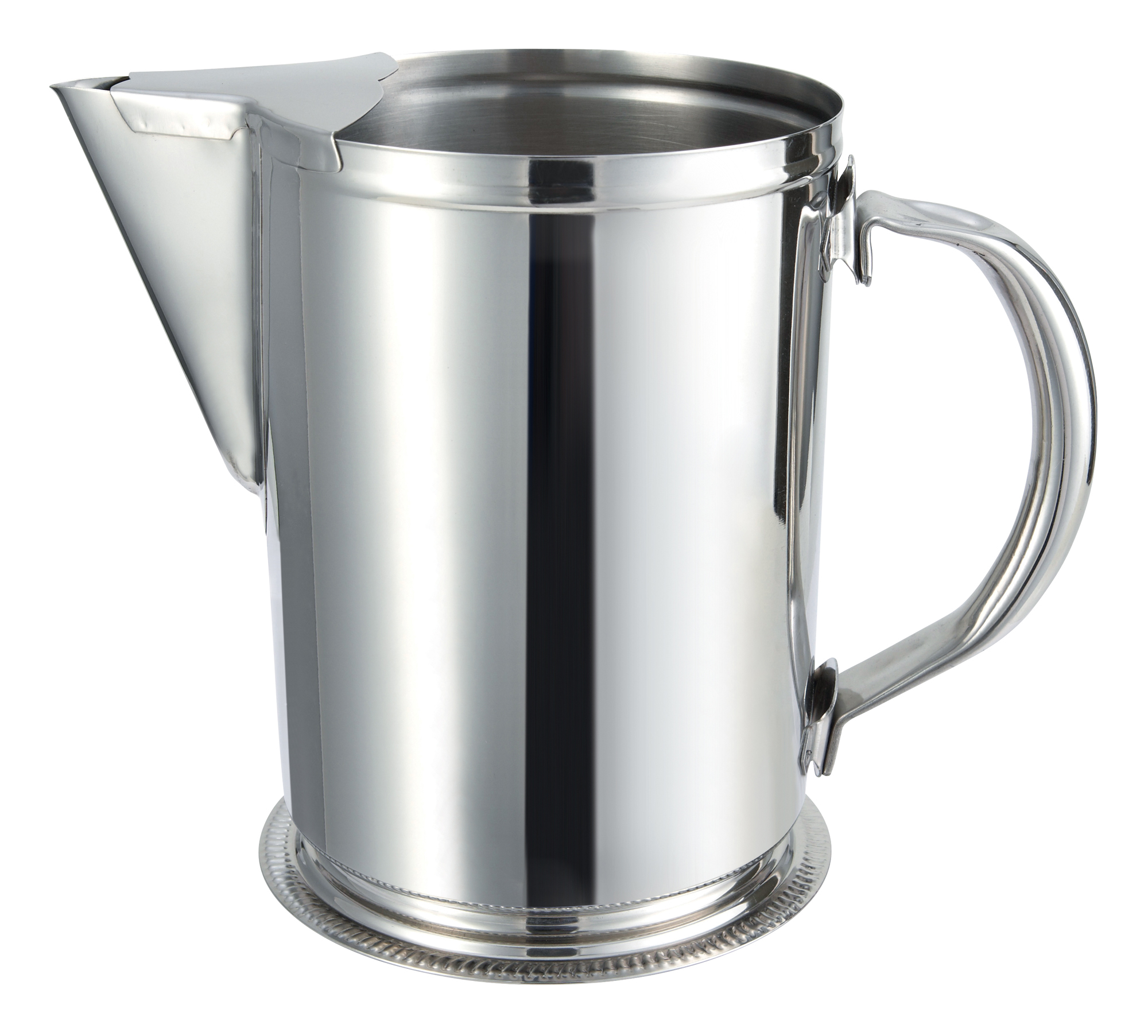 Winco WPG-64 pitchers-stainless steel
