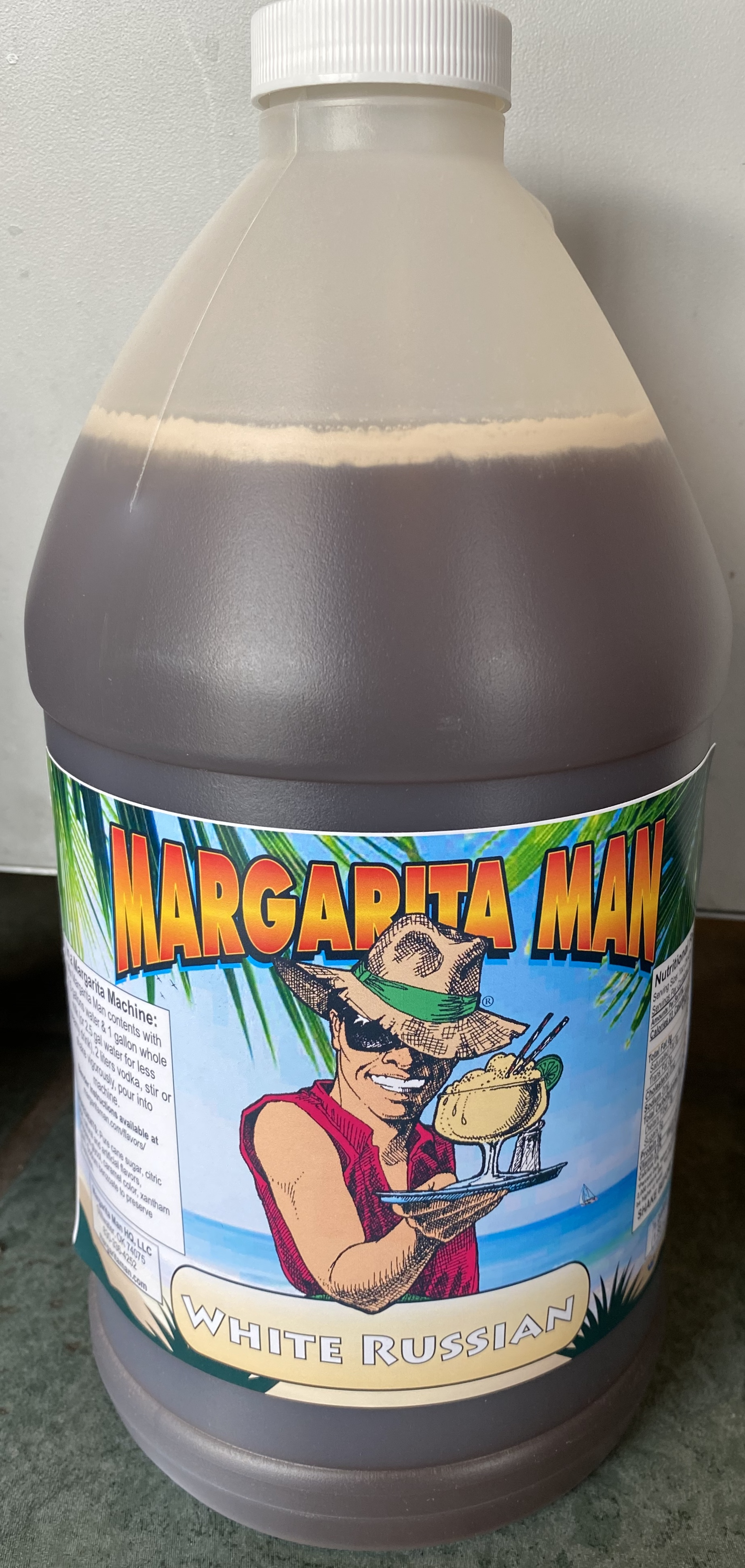 Margarita Man Mrg15 White Russian Concentrate