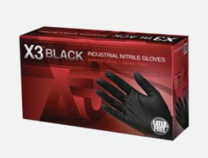 Ammex BX349100 disposable gloves