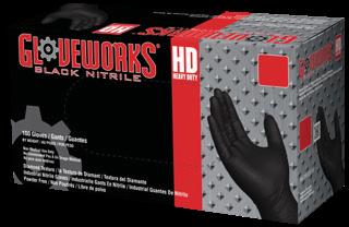 Ammex GWBN44100 disposable gloves