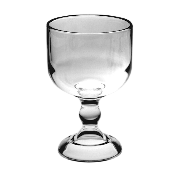 2600-64 Lancaster Commercial Products 04 07338 glass, goblet