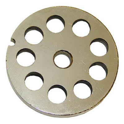 4900-05 Alfa International 12 1/2 HBLS meat grinder plate