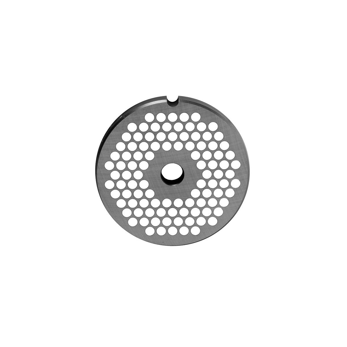 4900-02 Alfa International 12 3/16 HBLS meat grinder plate