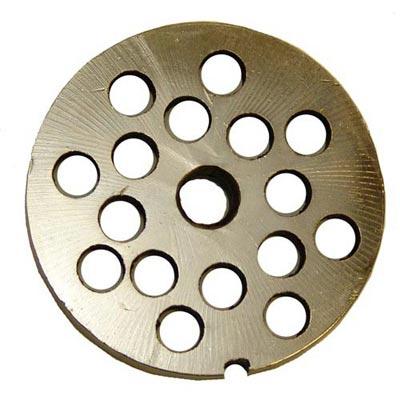 4900-04 Alfa International 12 3/8 HBLS meat grinder plate