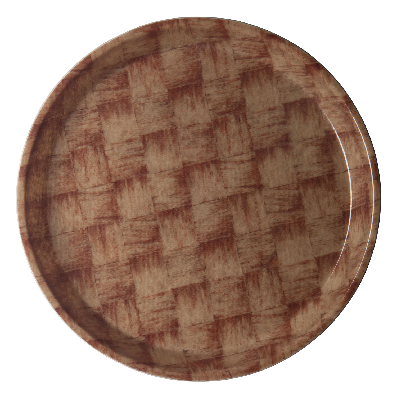 3150-31 DZ Cambro Basketweave #50 Plate 13