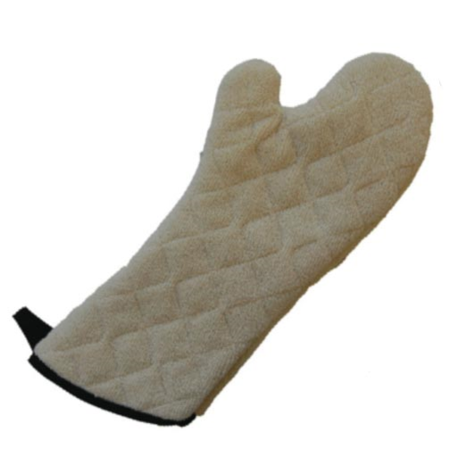1550-394 Intedge Oven Mitt Terry 17