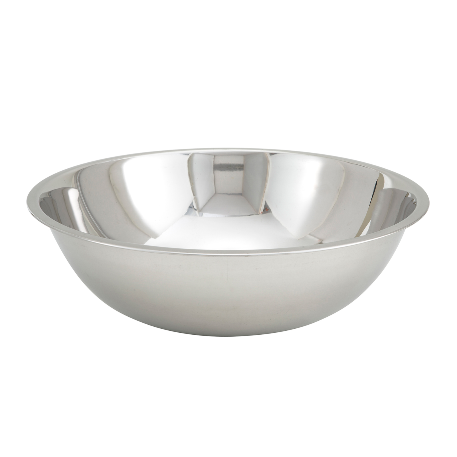 1650-107 Winco Mixing Bowl, Metal, 16 qt.