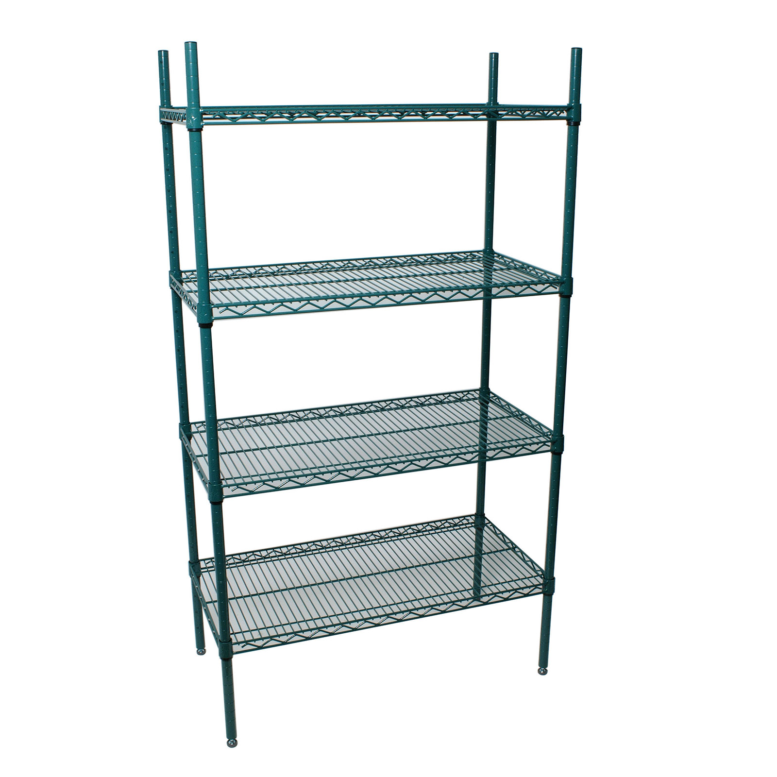 224607 Crown Brands, LLC shelving unit, wire