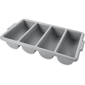 2950-60 Winco 4 section Cutlery Bin/ Gray