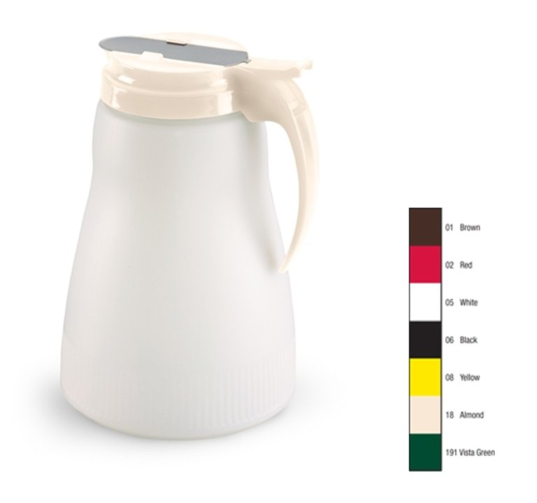 3103-64 Dripcut® 64oz Syrup Server