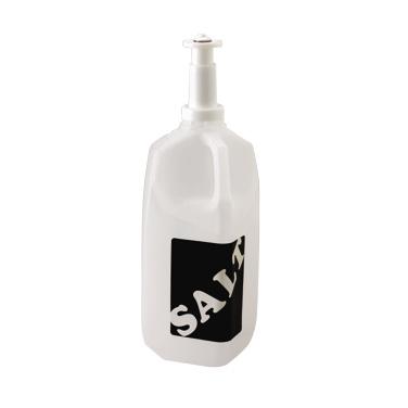 3105-10 Winco salt shaker ½gal Refill