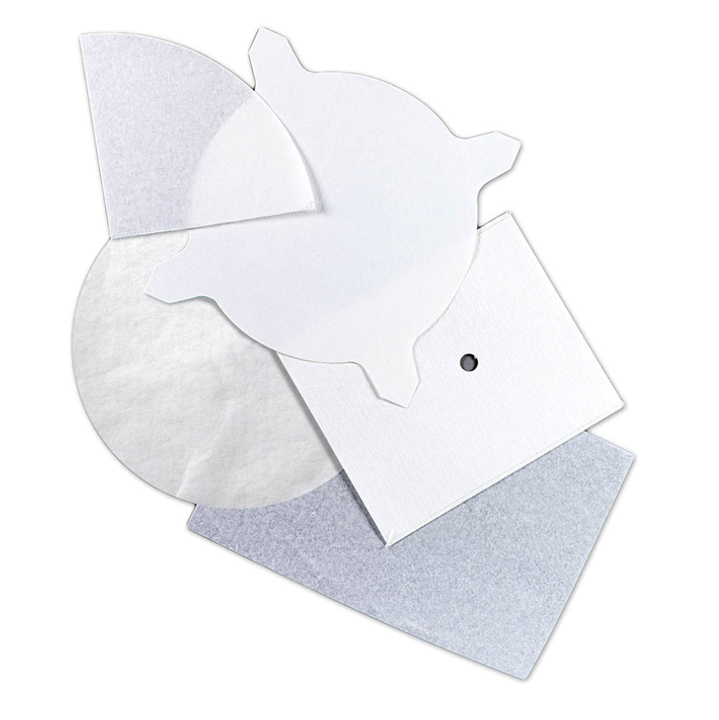 3450-23 Fry Filter Envelope w/hole