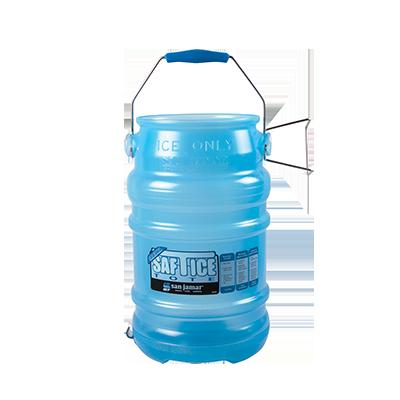 3500-36 San Jamar SI6000 BLUE ICE TOTE
