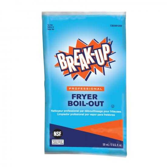 3675-511 Break-Up Boil Out