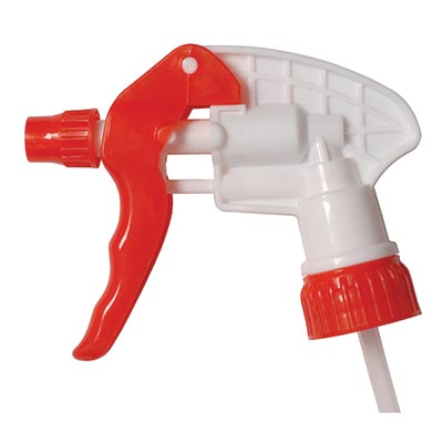 3675-65 9-3/4in Spray Bottle Trigger only Red
