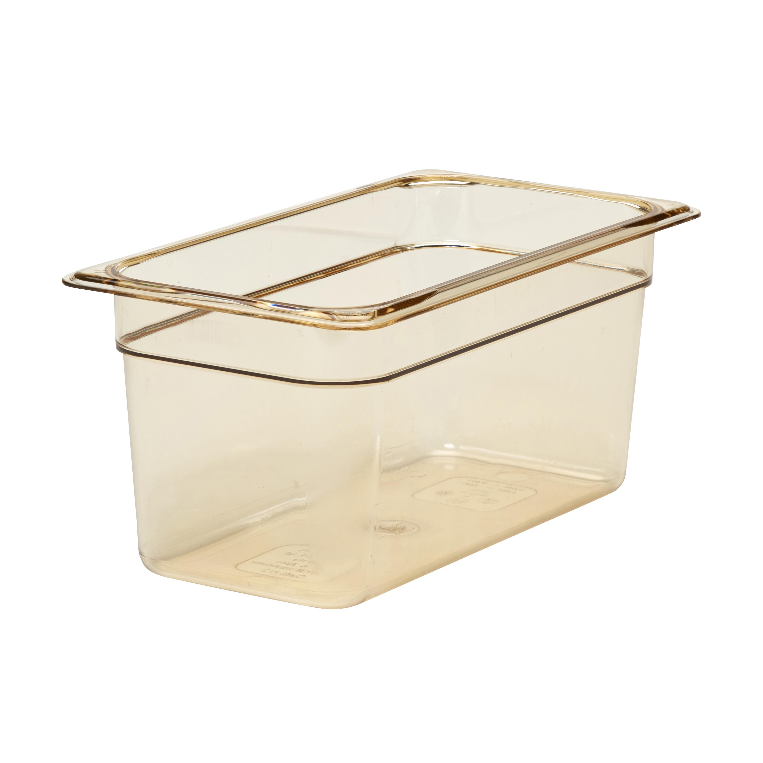 2410-124 Cambro 36HP150 food pan, hi-temp plastic