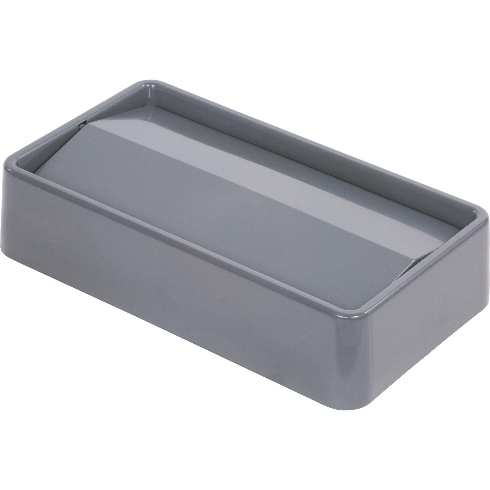 3700-411 Carlisle Gray Trash Receptacle Lid / Top