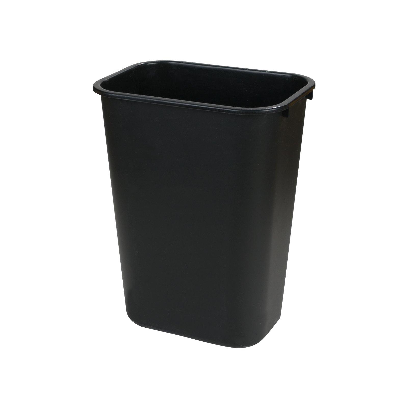 3700-51 Carlisle Waste Basket 10gal, Plastic