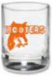 4705-5 CS Hooter's logo 163Q glass, shot / whiskey
