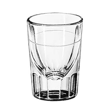 2050-64 Libbey Glass 5127/S0710 glass, shot / whiskey