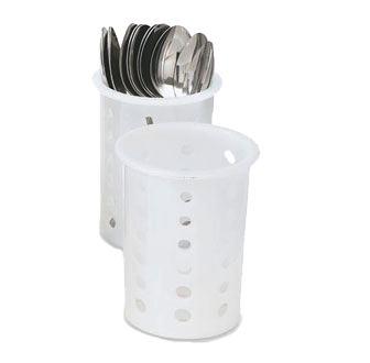 3850-36 Vollrath 52633 flatware holder, cylinder / insert