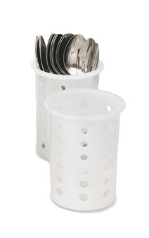 52643 Vollrath flatware holder, cylinder / insert