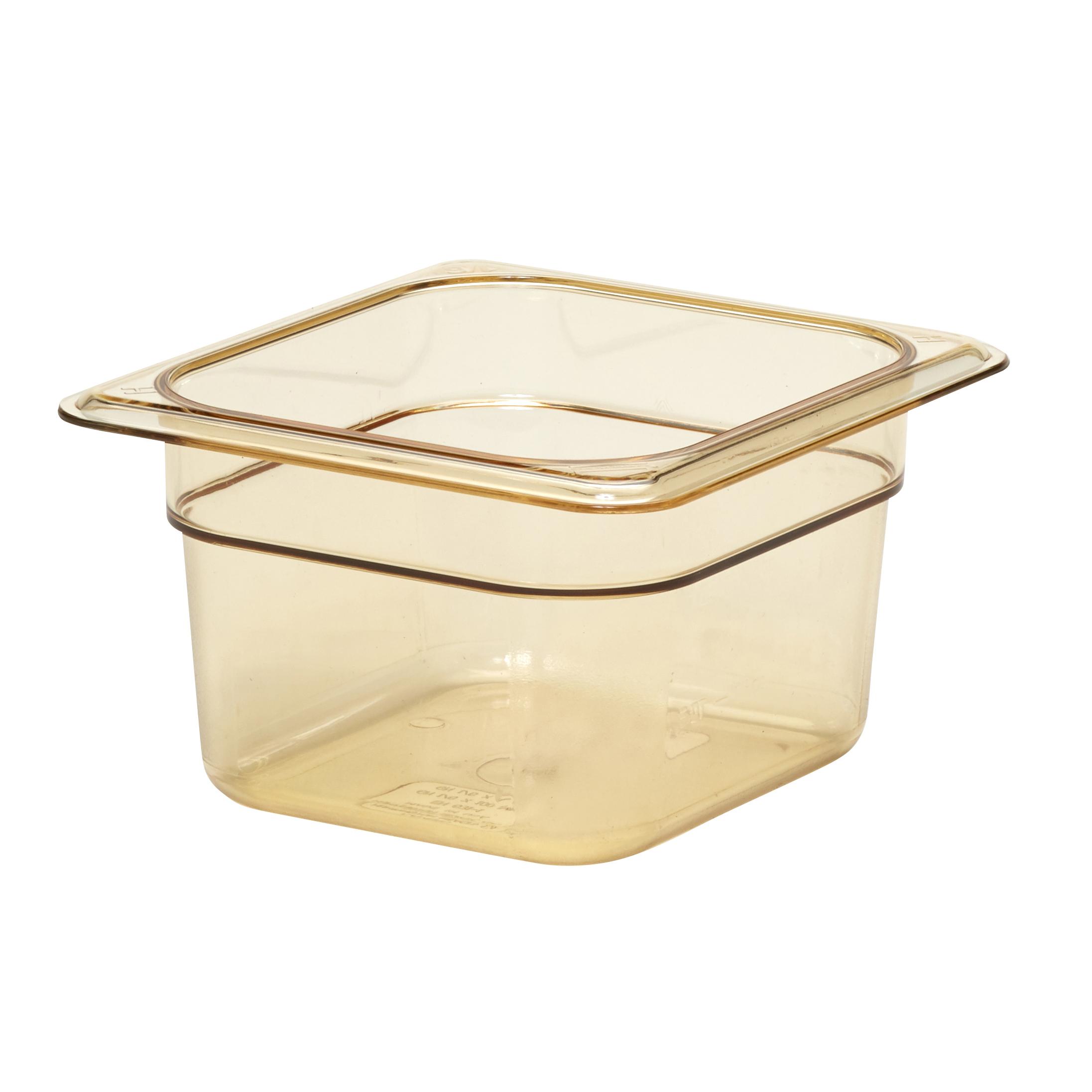 2410-135 Cambro 64HP150 food pan, hi-temp plastic