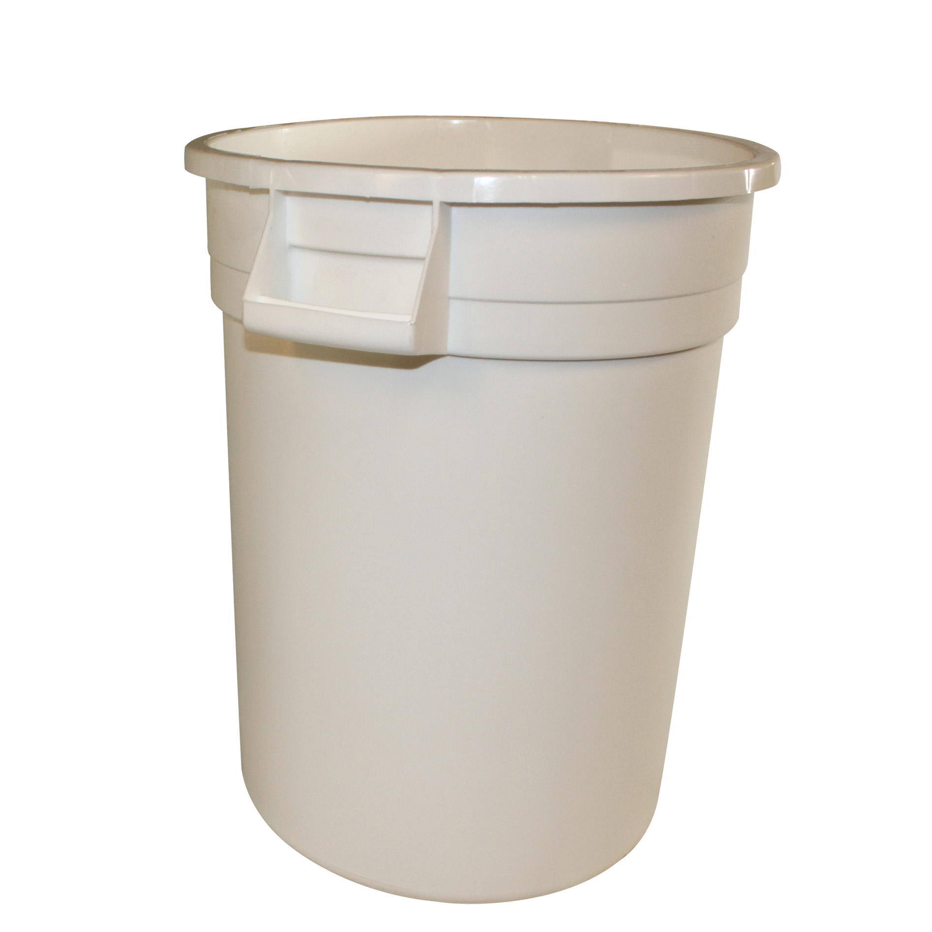 3700-011 Impact Products 7710-1 trash can / container, commercial