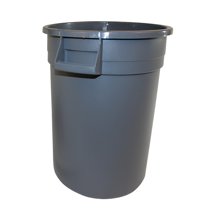 3700-01 Impact Products 7710-3 trash can / container, commercial